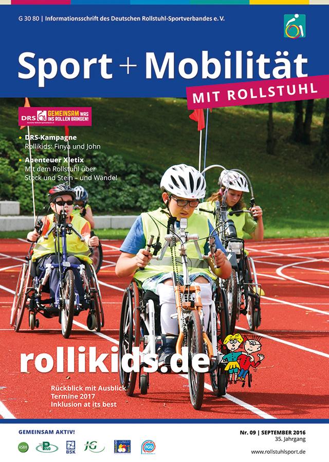 Titelseite Rollikids-Spezial Ausgabe 09-16
