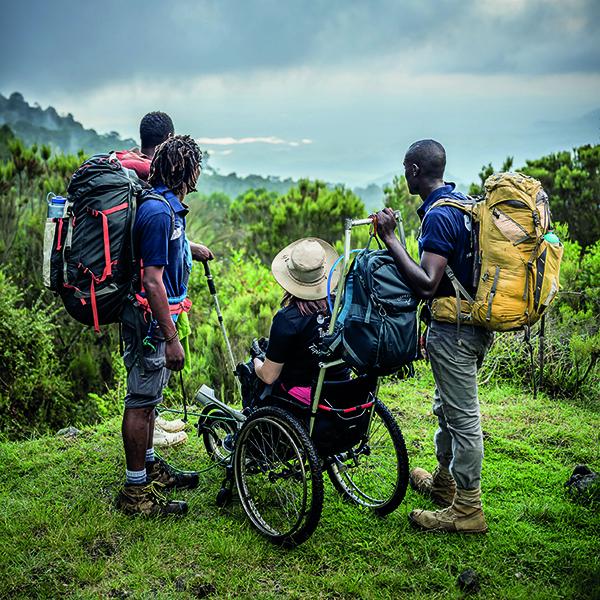 Kurzer zwischenstopp auf dem Weg zum Mt. Meru in Tansania