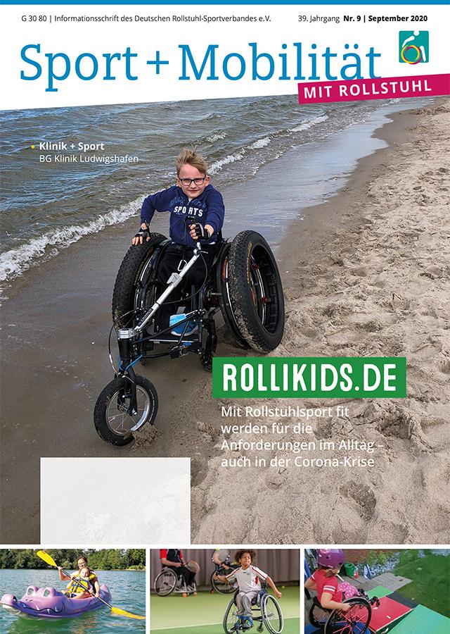 Titelbild er Rollikids-Ausgabe 09/20