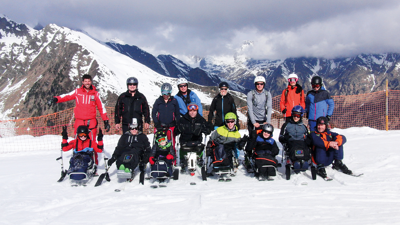 DRS-Familienskifreizeit Ski und Cappuccino