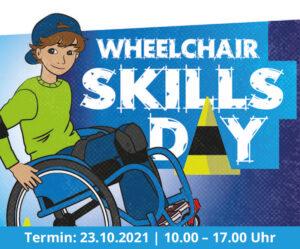 Wheelchair Skills Day Terminhinweis